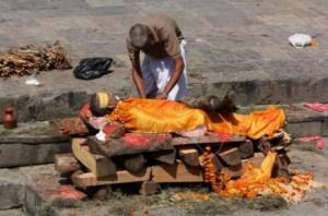 Priprava mrtveho India